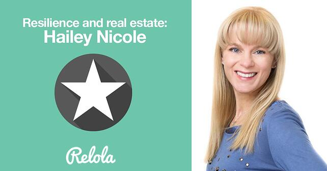 Resilience and real estate: Hailey Nicole on the Relola blog