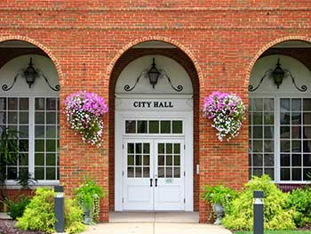 real estate agents local expert attend local town council city hall meetings